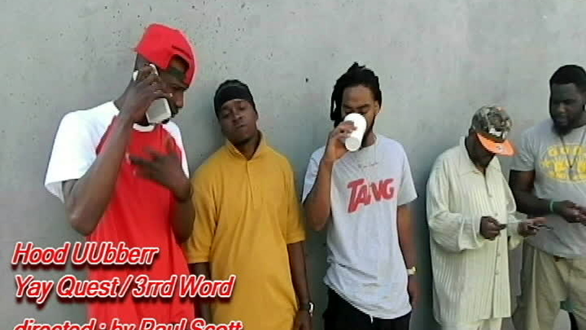yay quest feat 3rrd world - hood uubbeerr
