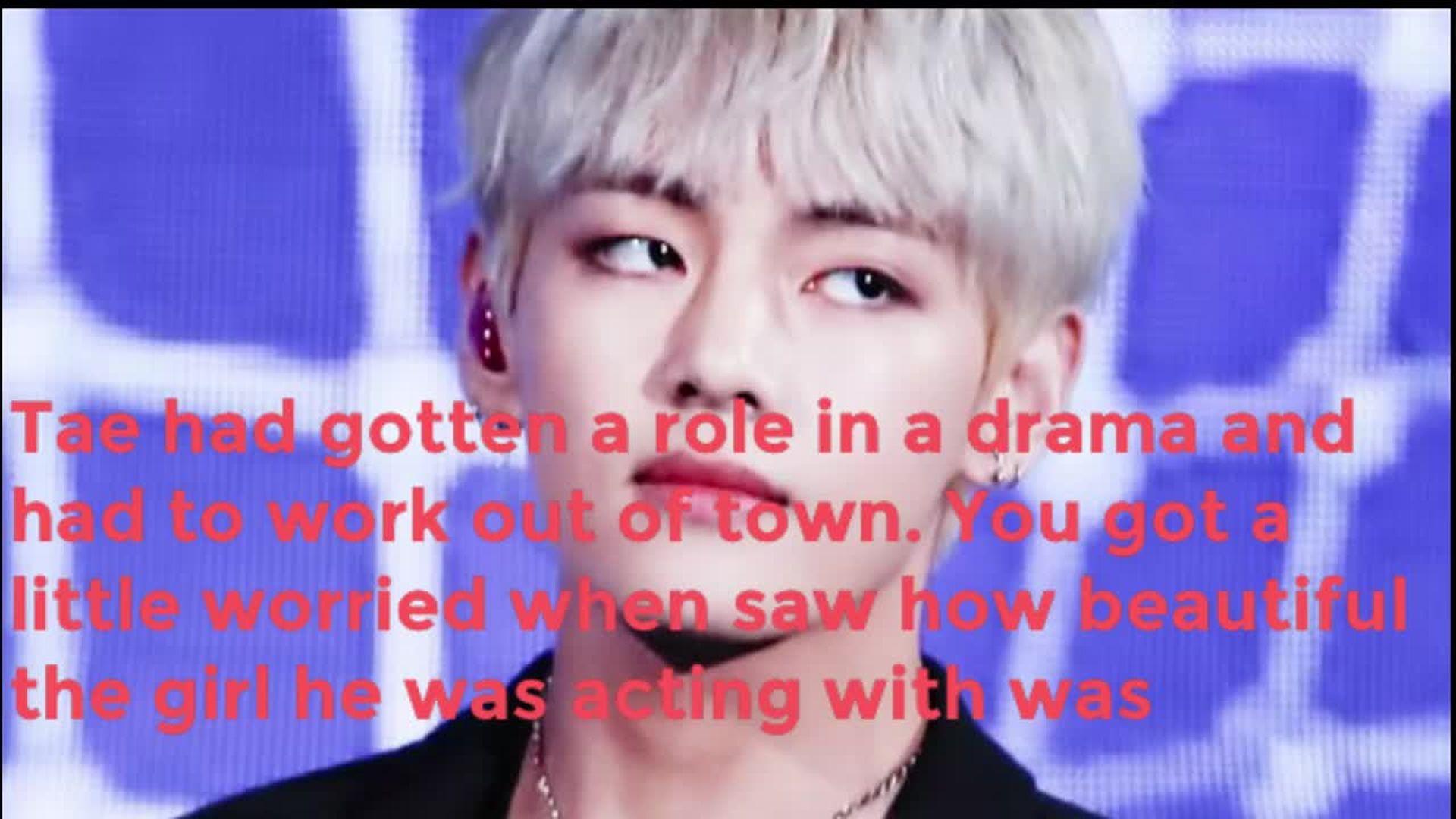 Imagine Taehyung Cheating On You (one shot)