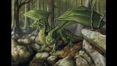Dungeons and Dragons Lore: Green Dragon