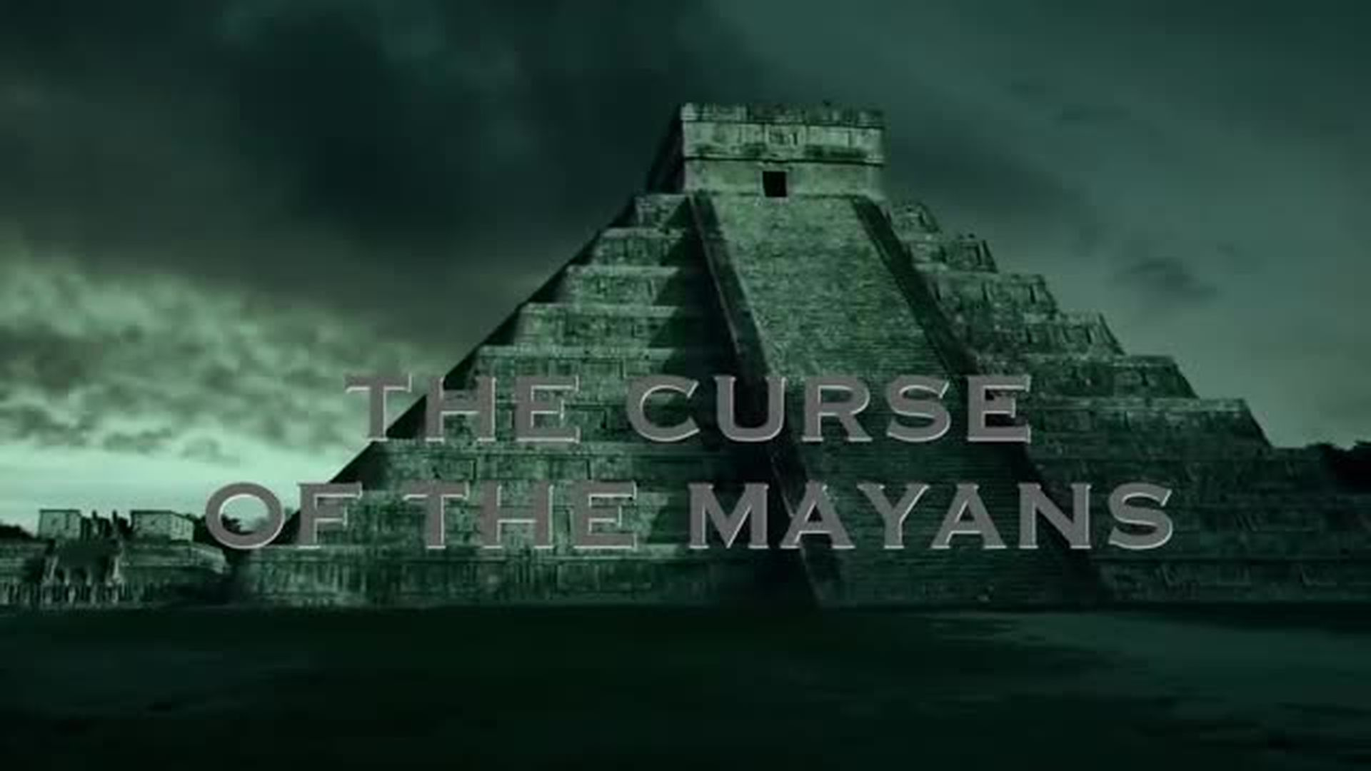 Curse Of The Mayans
