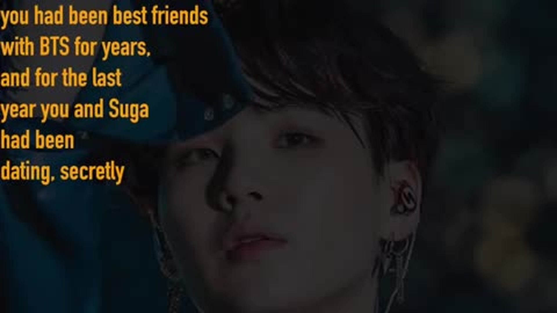 Yoongi As Your Secret Boyfriend (BTS IMAGINE)