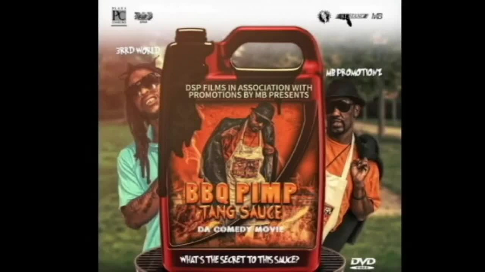 Barbeque Pimp Da Comedy Movie