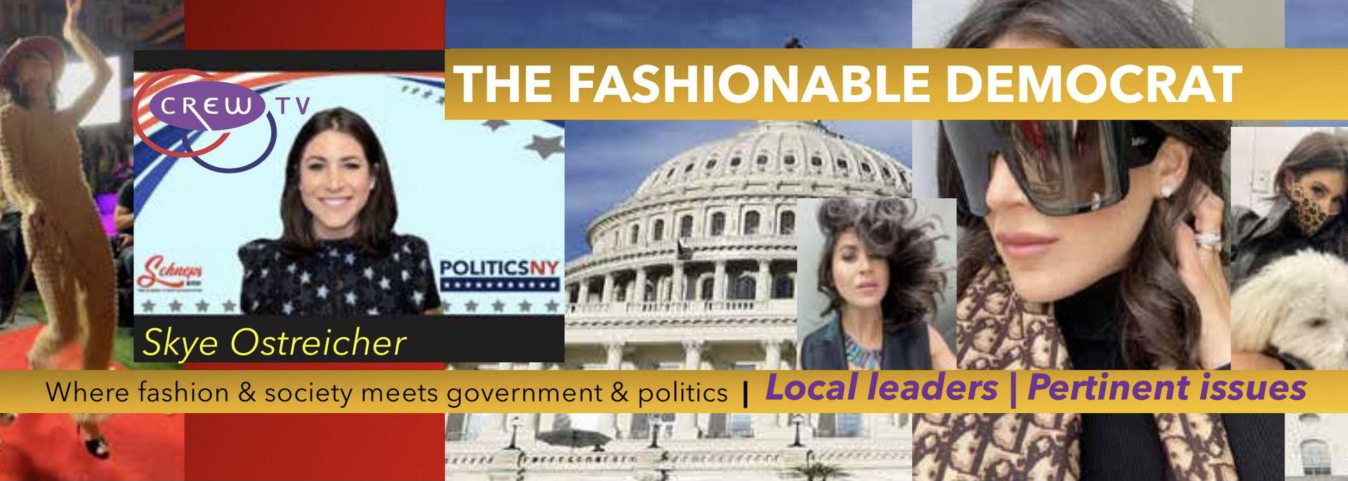 The Fashionable Democrat