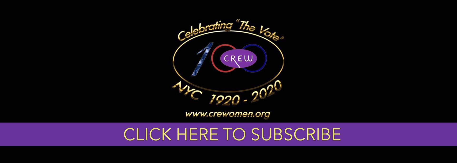 CREW Main Banner