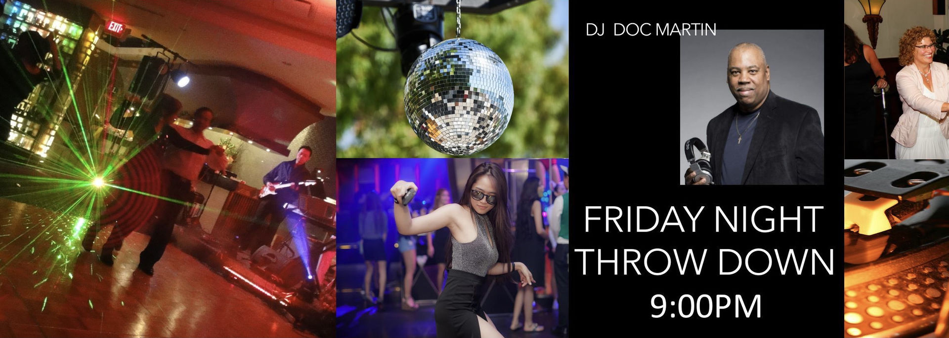 The Friday Night Throwdown