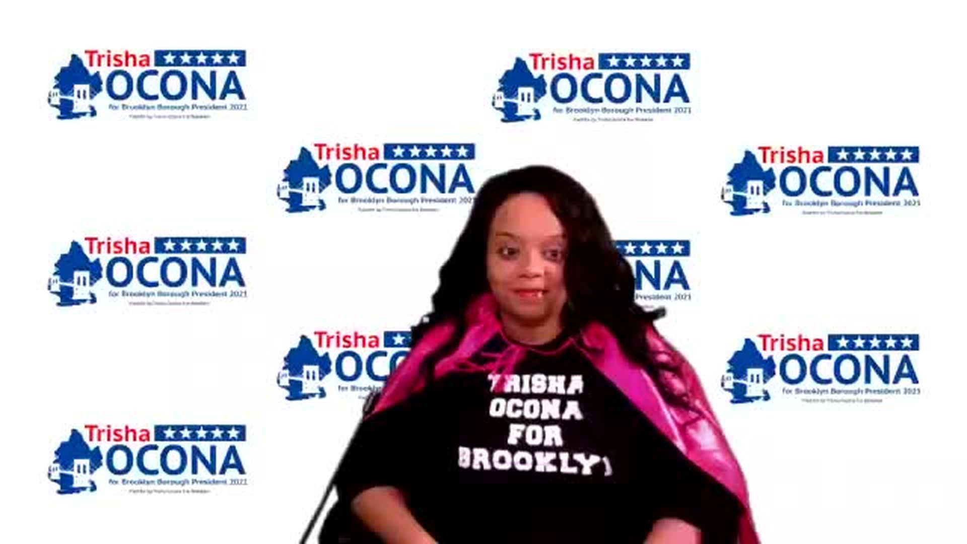 Trisha Ocona | Democratic Candidate for Brooklyn Borough President