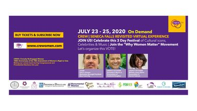 Register for Seneca Falls Virtual Experience