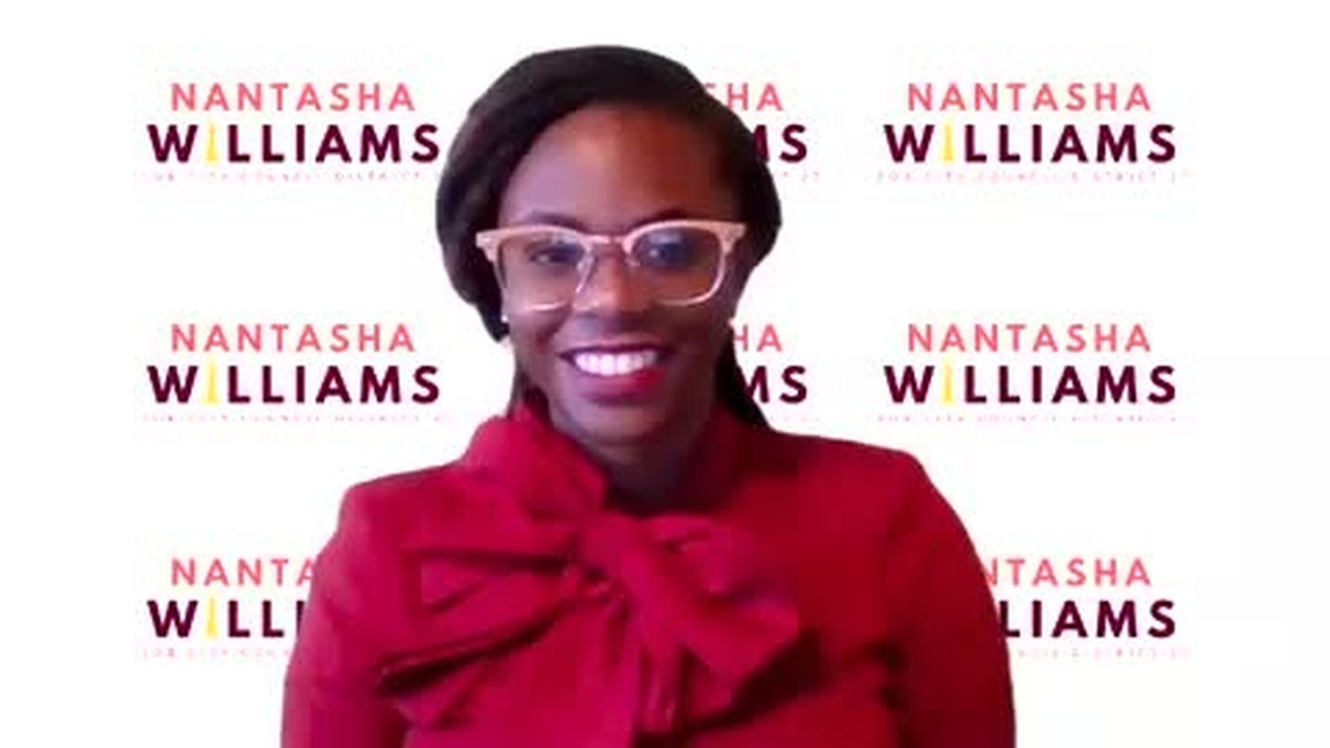 Nantasha Williams   Democratic Candidate for New York City Council District 27