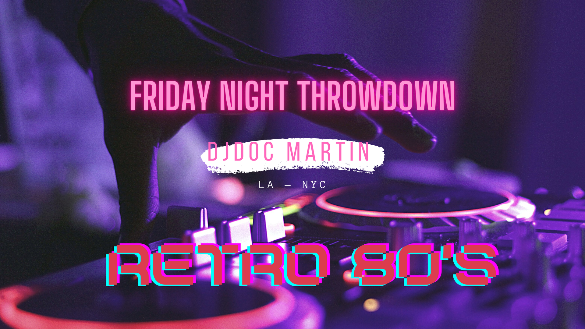 Grab Your Skates   The 80's Skating Mix - Friday Night Throwdown