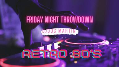 Grab Your Skates | The 80's Skating Mix - Friday Night Throwdown
