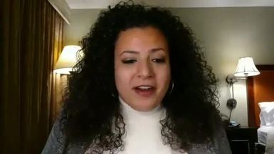 Nathalia Fernández | Democratic Candidate Bronx Borough President