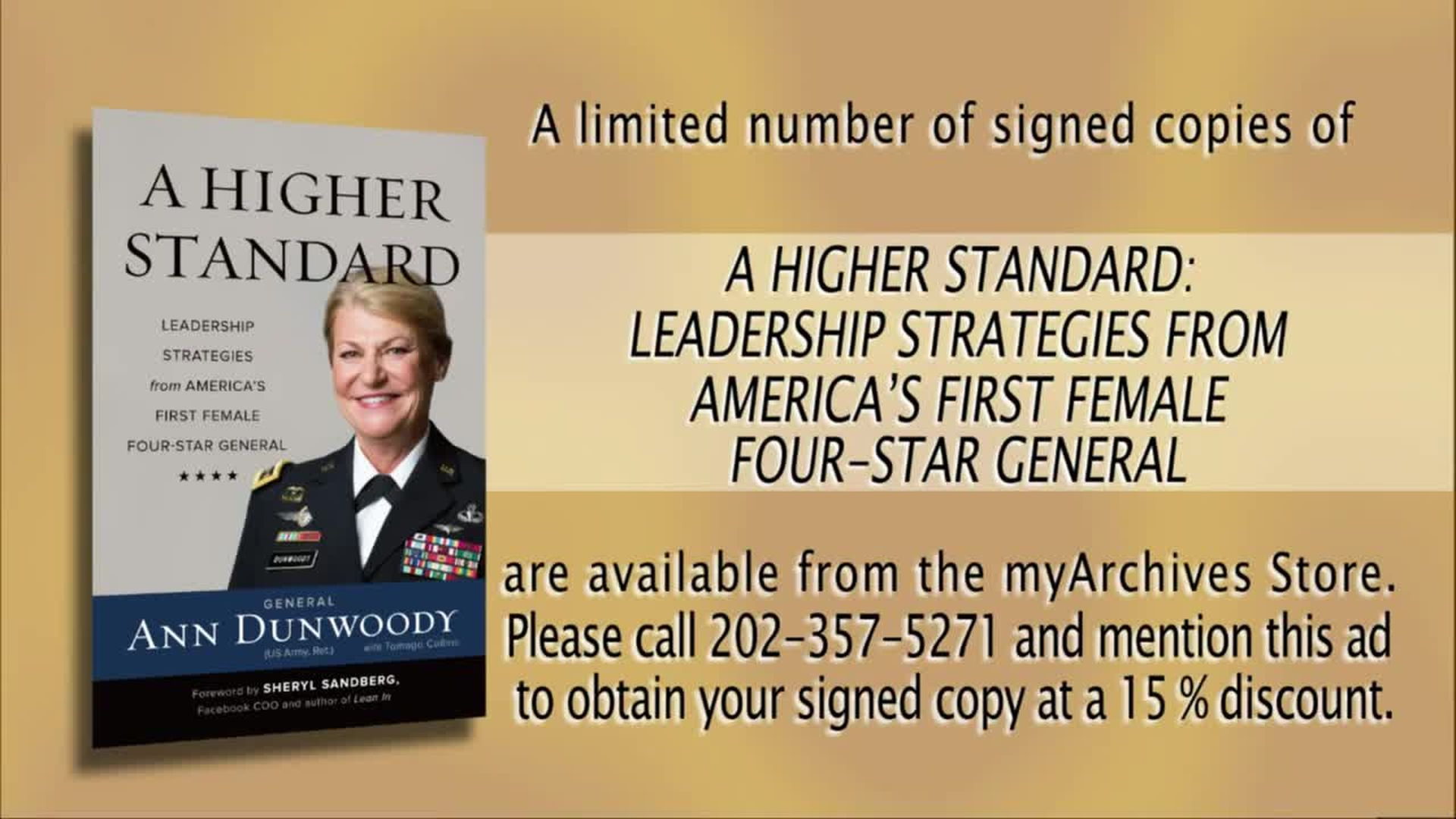 A Higher Standard to Leadership