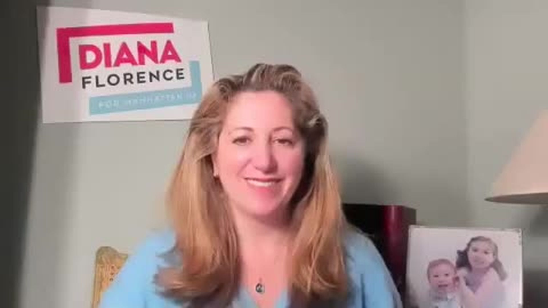 Diana Florence | Democratic Candidate for the Manhattan District Office