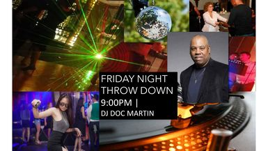 The Contemporary Hits Show | Friday Night Throwdown