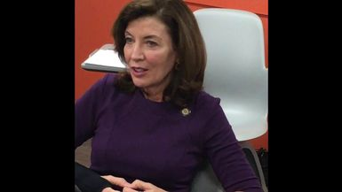 Girl Talk with Kathy Hochul, Lt. Governor of New York