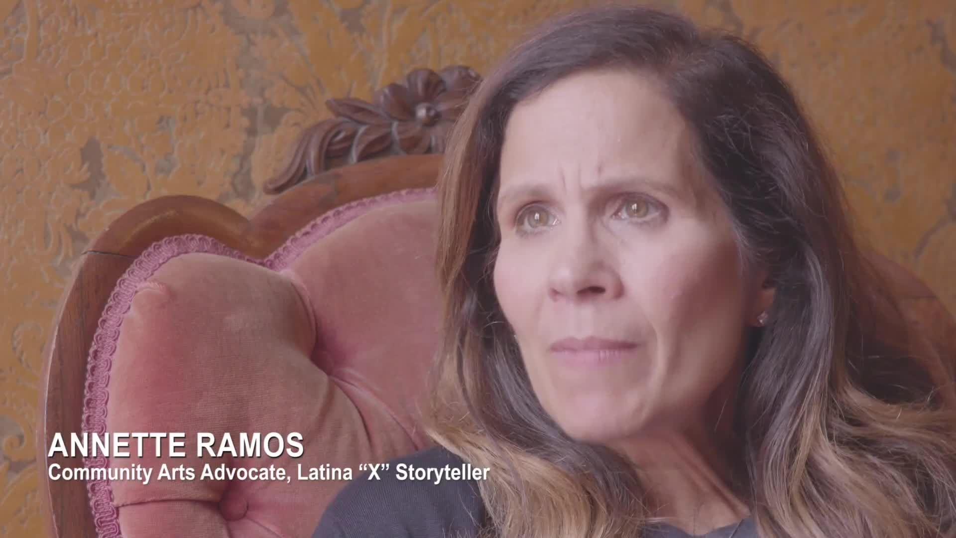 Annette Ramos - Story Teller