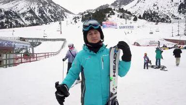 "Diaz's World   The ""Swiss Alps of Kazakhstan"