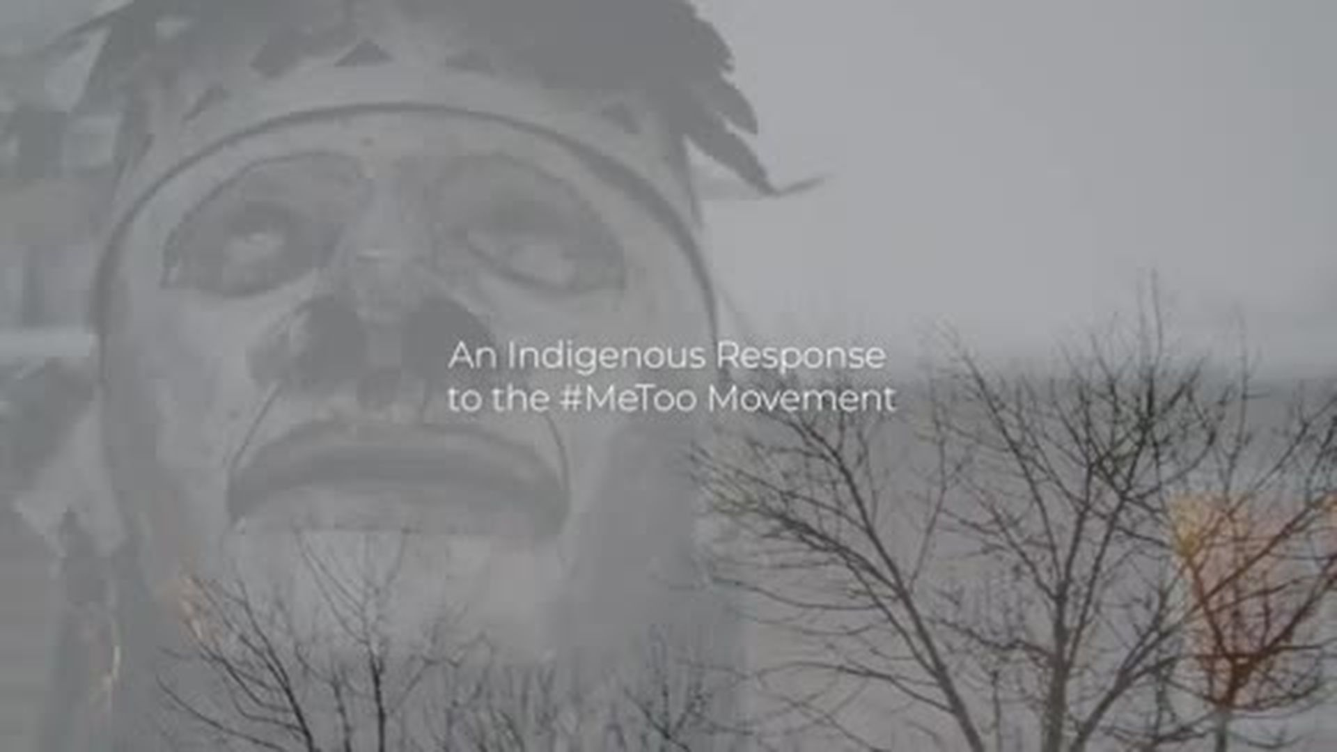 Rematriation - An Indigenous Response to the #MeToo Movement