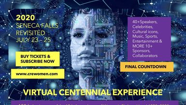Day 2 - The 2020 Seneca Falls Revisited Virtual Festival Experience