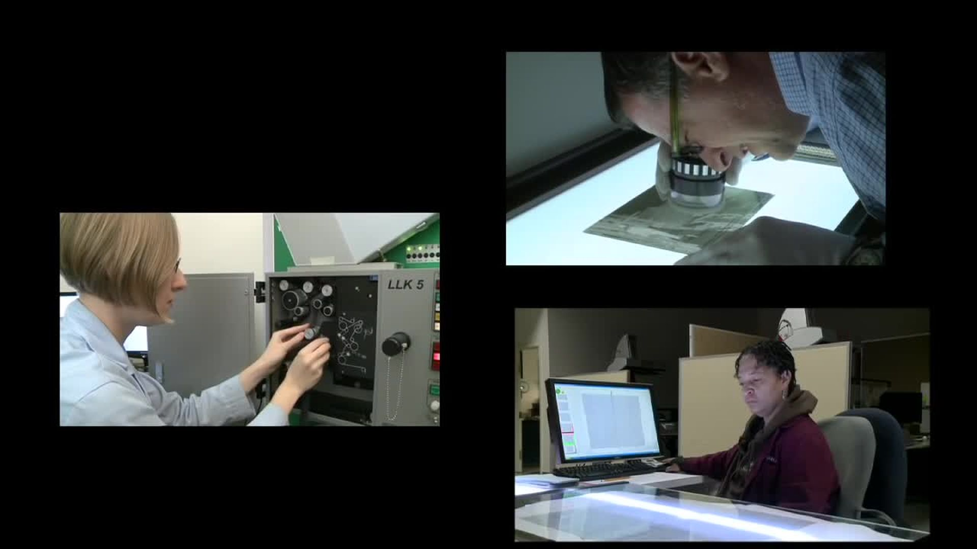 Digitization at the National Archives