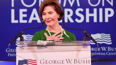 Laura Bush: A Champion of Literacy