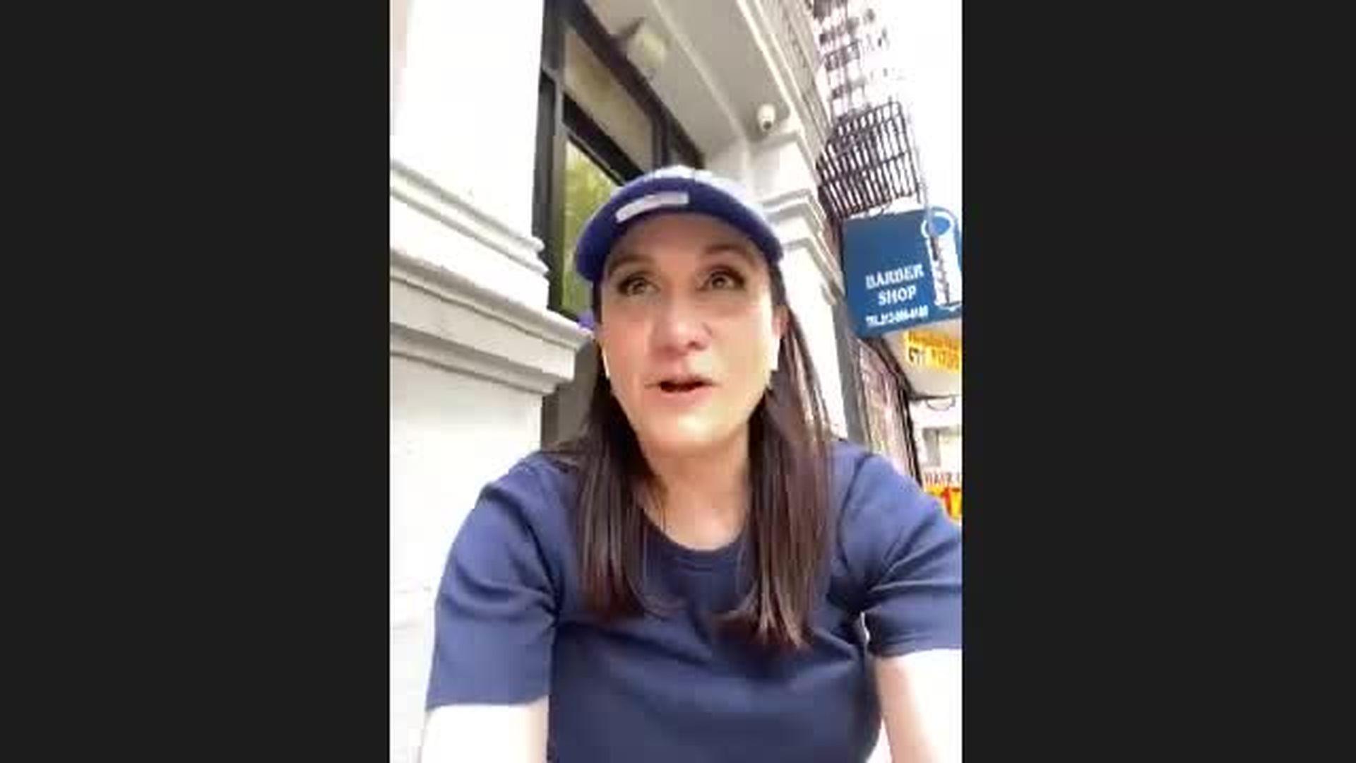 Michele Caruso-Cabrera   Democratic Candidate for NYC Comptroller