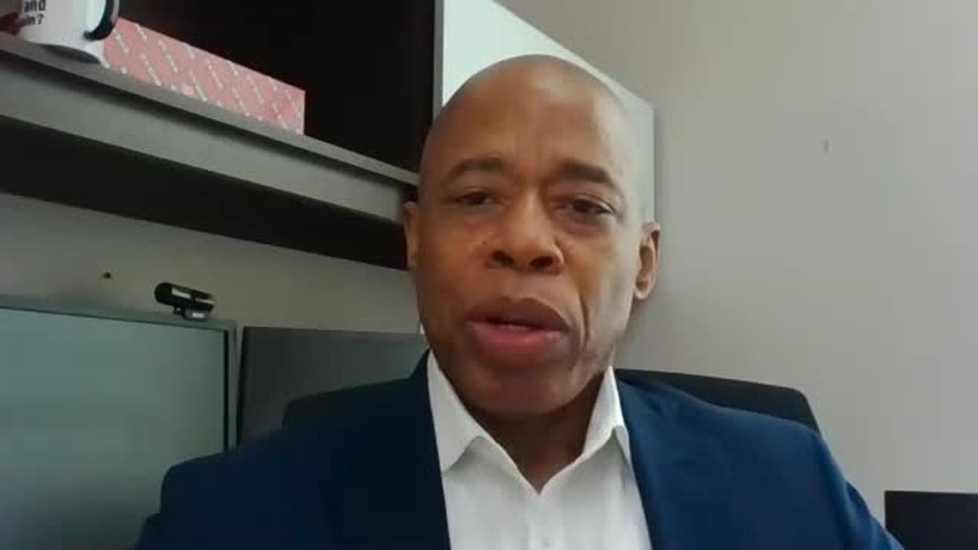 Eric Adams | Democratic Primary Mayoral Candidate  for June 22, 2021