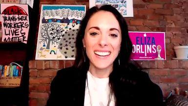 Eliza Orlins | Democratic Candidate for Manhattan District Attorney