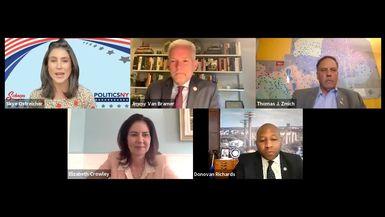 2021 Queens Borough Presidential Debate