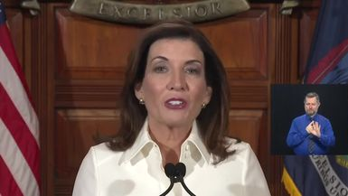 Kathy Hochul | New York First Woman Governor
