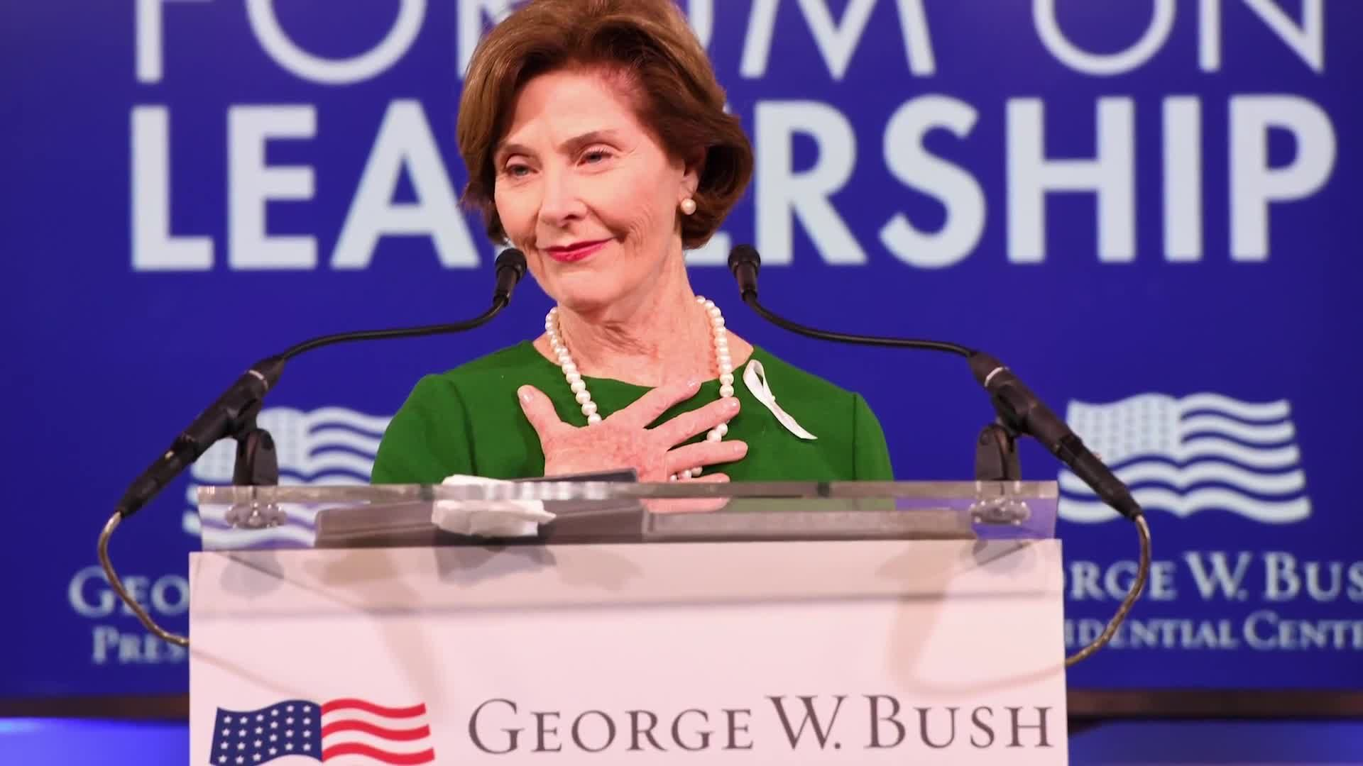Laura Bush: A Champion of Literacy