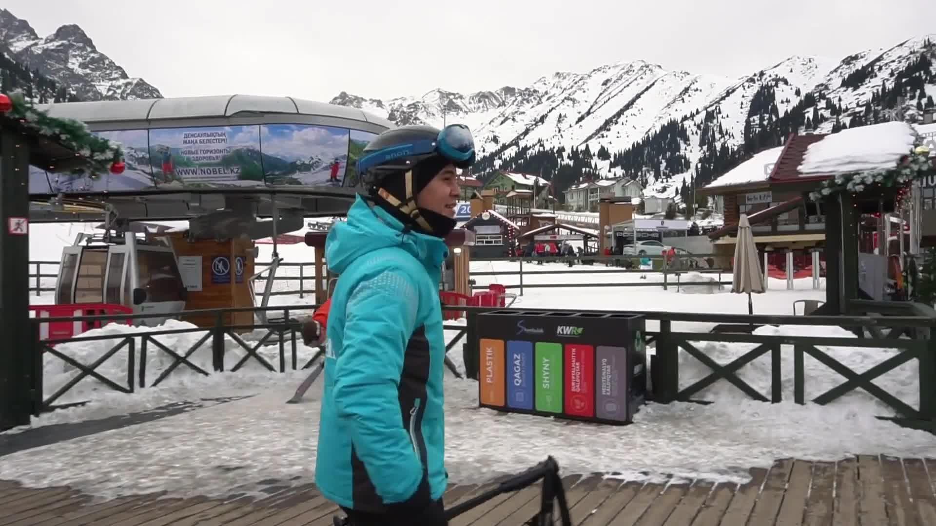 "Diaz's World | The ""Swiss Alps"" of Kazakhstan"