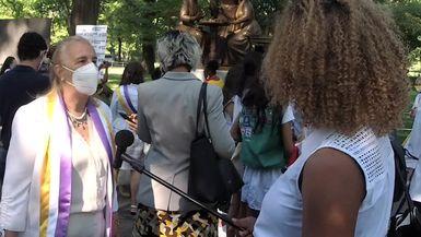 Monumental Women | Interview with Gale Brewer, Manhattan Borough President