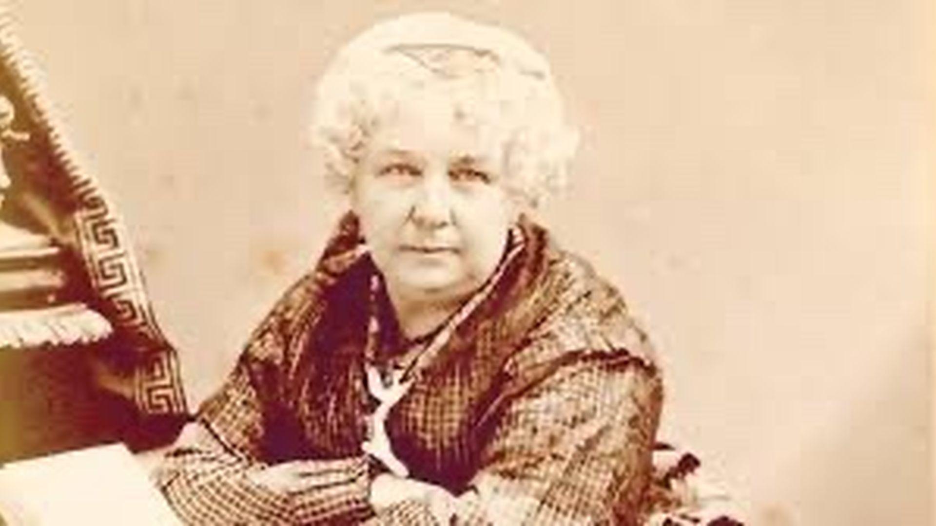 The Great Granddaughter of Elizabeth Cady Stanton
