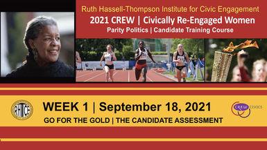 Parity Politics™ Candidate Training Class