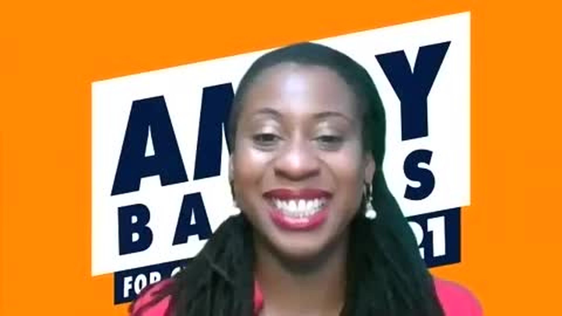 Amoy Barnes | Democratic Candidate for NYC Council District 49