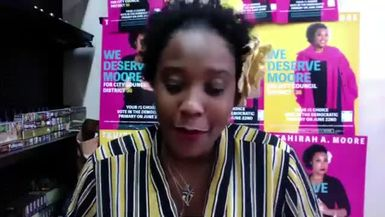 Tahirah Moore | Democratic Candidate for NYC Council District 36