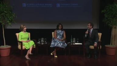 First Ladies of America | A Conversation with Laura Bush and Michele Obama