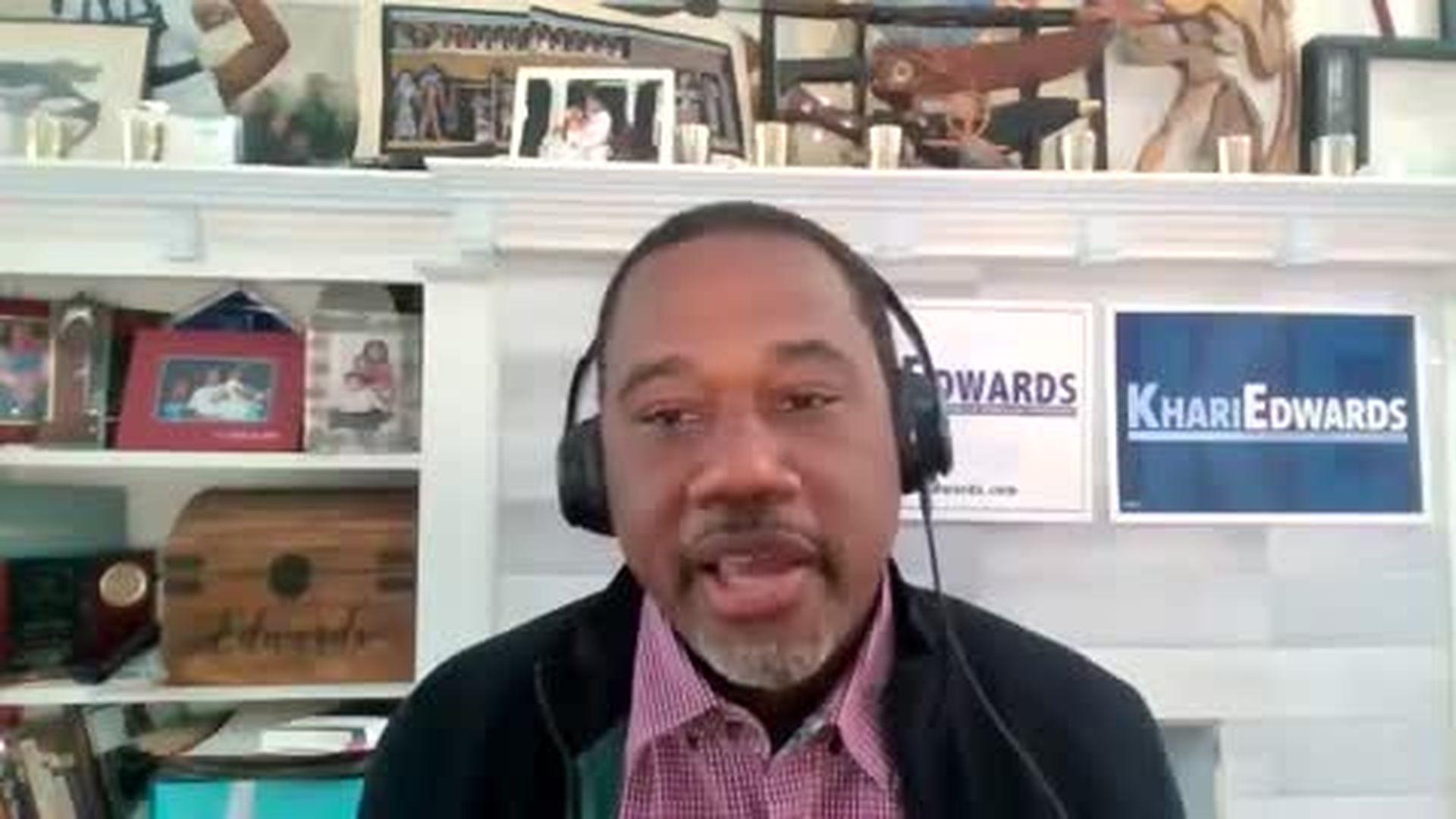 Khari Edwards   Democratic Candidate for Brooklyn Borough President
