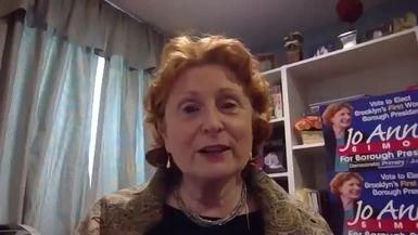 Jo Anne Simon | Democratic Candidate for Brooklyn Borough President