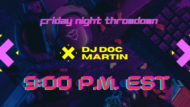 The Friday Night Throwdown | A Brand New Season