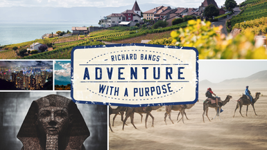 Richard Bangs: Adventures with a Purpose